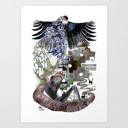 Vidas Art Print