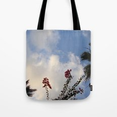 Look Up Sometimes Tote Bag