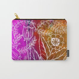 Into the artifice of eternity Carry-All Pouch