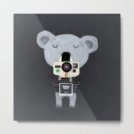 koala cam Metal Print