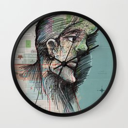 MILWAUKEE, WISCONSIN Wall Clock