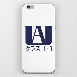 U.A. High School iPhone Skin