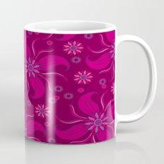 Floral Obscura Wine Mug