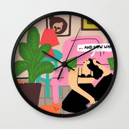 now what Wall Clock