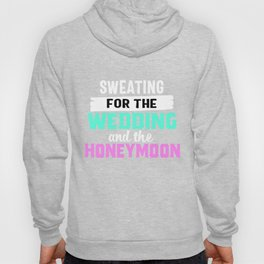 Wedding Honeymoon Gift Hoody