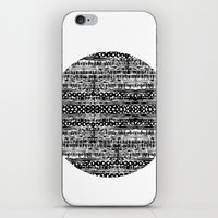 dot iPhone & iPod Skins featuring Dot by Tillytyler