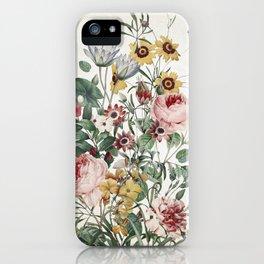 Romantic Garden iPhone Case
