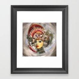 Gaia #1 Framed Art Print