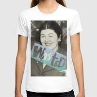 wasted rita T-shirts featuring WASTED by Elizabeth Bello