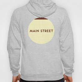 MAIN STREET | Subway Station Hoody