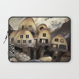 Mushrom Village Laptop Sleeve