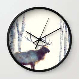 Elk // Follow Wall Clock