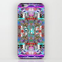 rave iPhone & iPod Skins featuring RATE RAVE by Riot Clothing
