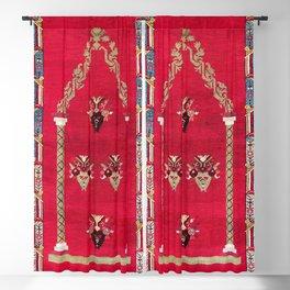 Kirsehir Central Anatolian Rug Blackout Curtain