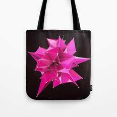 Nik Abstract 3D Tote Bag
