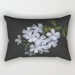 Faded Periwinkle Rectangular Pillow