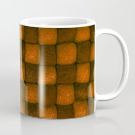 The world of wool - chocolate and honey Coffee Mug