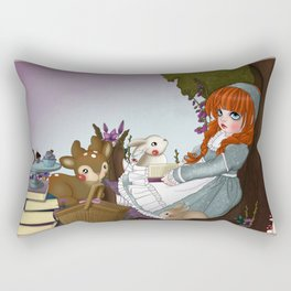 Anne of green gables Rectangular Pillow
