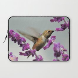 Slipping in for Another Sip Laptop Sleeve