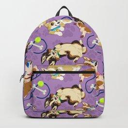 Corgis! Backpack