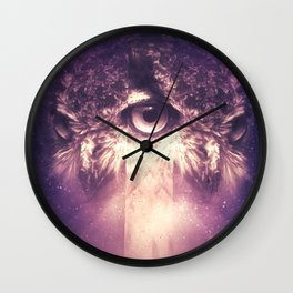 It Was All A Game of Hide and Seek Wall Clock