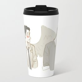Destiel1 Travel Mug