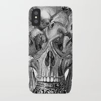 shield iPhone & iPod Cases featuring  Shield by DIVIDUS