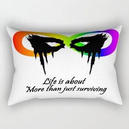 Clexa Life Rectangular Pillow