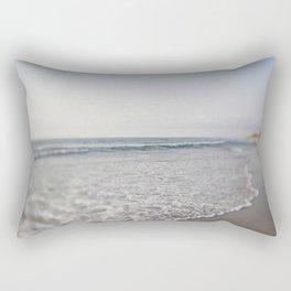 Carolina Blue Rectangular Pillow