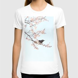 Bird in Bloom T-shirt