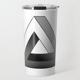 Impossible Triangle Travel Mug
