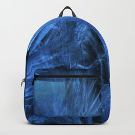 Feather Blue Backpack