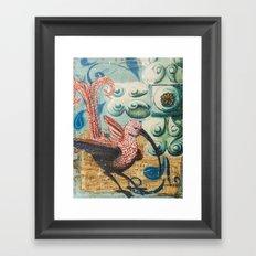 Fantastical Naturalism Framed Art Print