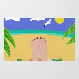 Beachy Keen Rug