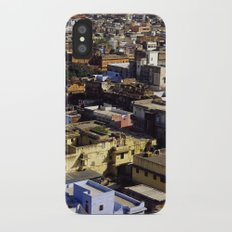 Jaipur Cityscape iPhone X Slim Case