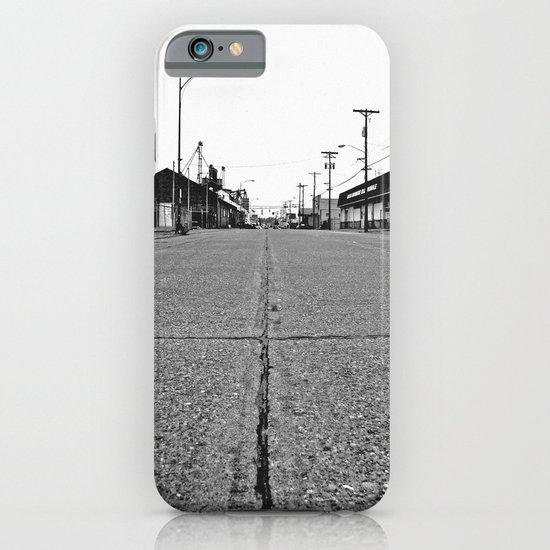 South Tacoma street iPhone & iPod Case