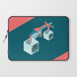 The Impossible Bike Laptop Sleeve
