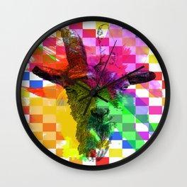 TEMPLETON Wall Clock