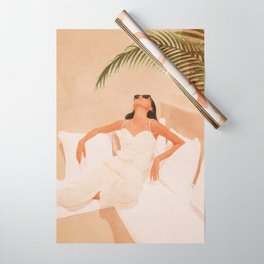 Summer Heat Wrapping Paper