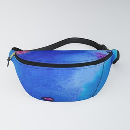 Magical Thinking No. 2C by Kathy Morton Stanion Fanny Pack