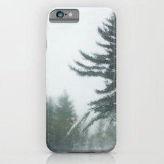 Snow Storm iPhone 6s Slim Case