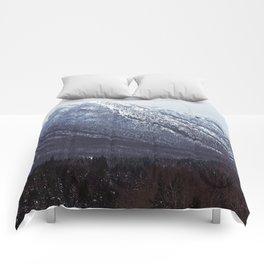 Squid Mountain Comforters