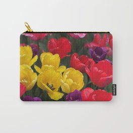 Tulips1 Carry-All Pouch