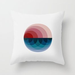 #751 Throw Pillow