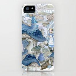 Alice in Wonderland - The Caterpillar iPhone Case