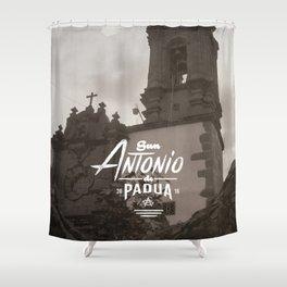 San Antonio de Padua II Shower Curtain