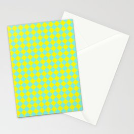 ACID CHESS Stationery Cards