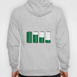 Battery Charge Indicator Hoody