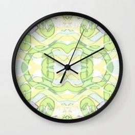 Mamacita - Green Wall Clock
