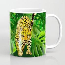 panther jungle Coffee Mug